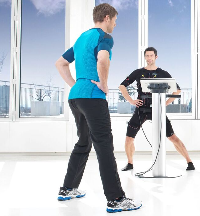 "EMS ""FIT LAB"" TRAINING: 20 minuti esclusivamente per te"