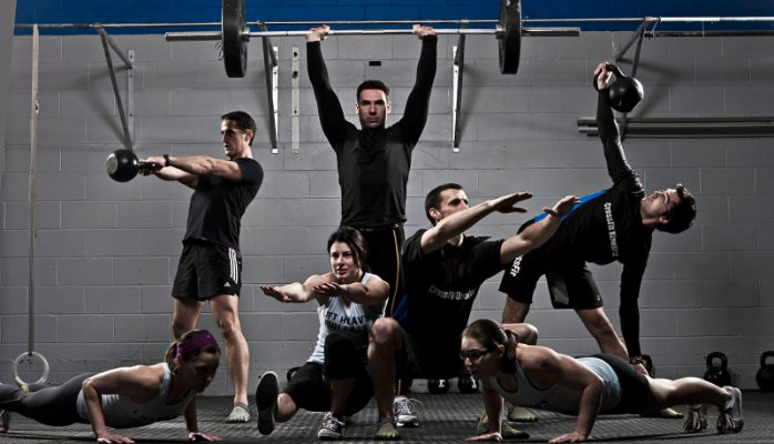FUNCTIONAL TRAINING: L'allenamento funzionale a corpo libero